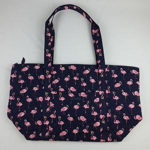 NWT Vera Bradley Carry-On Travel Tote Flamingo